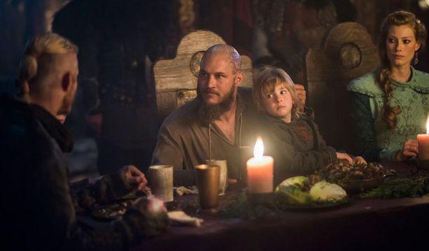 Ragnar joutuu taistelemaan asemastaan.