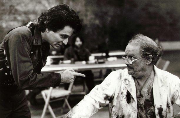 Joseph Pilato (vas.) näytteli muun muassa Dawn of the Dead -elokuvassa.