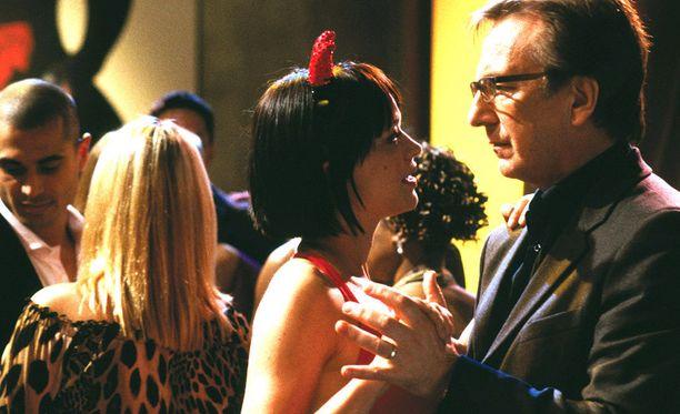 Love Actually -elokuvassa rakastajatar merkattiin pirunsarvilla.