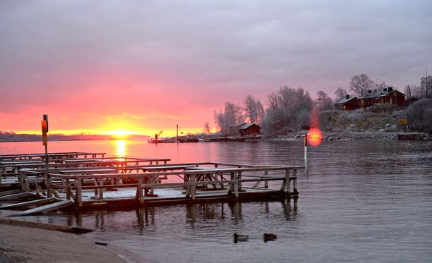 Suomen sää on yllätyksiä täynnä.