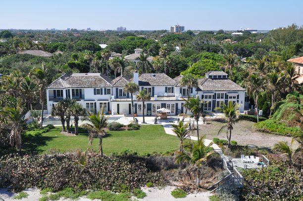 Nordegren on laittanut Floridan asuntonsa myyntiin.