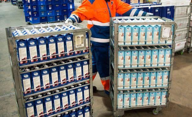 Valio kertoi torstaina markkinaoikeuden määränneen sille 70 miljoonan euron seuraamusmaksun kiistassa maitojen hinnasta.