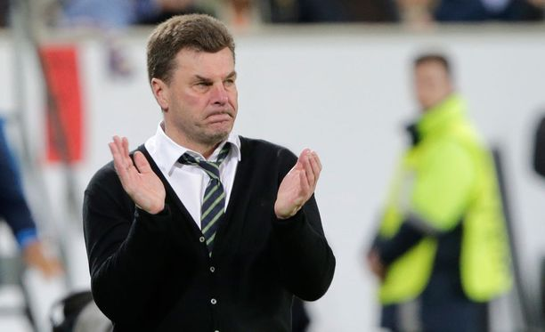 Dieter Hecking johdatti Wolfsburgin upeaan voittoon.