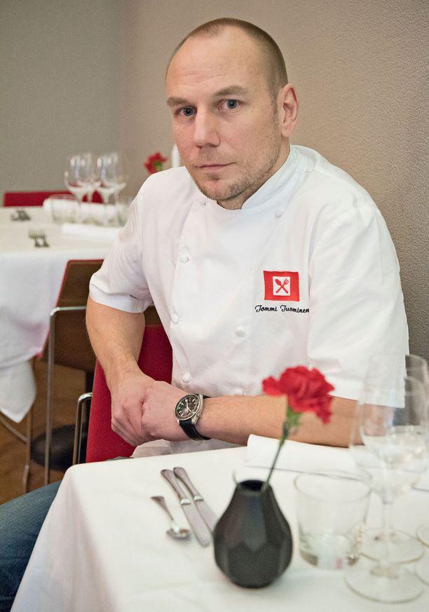 Tommi Tuomisen Demo sai Michelin-tähden ensimmäisen kerran vuonna 2007.
