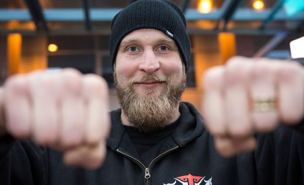 """""""Nordic Nightmare"""" valmistautuu elämänsä suurimpaan otteluun."""