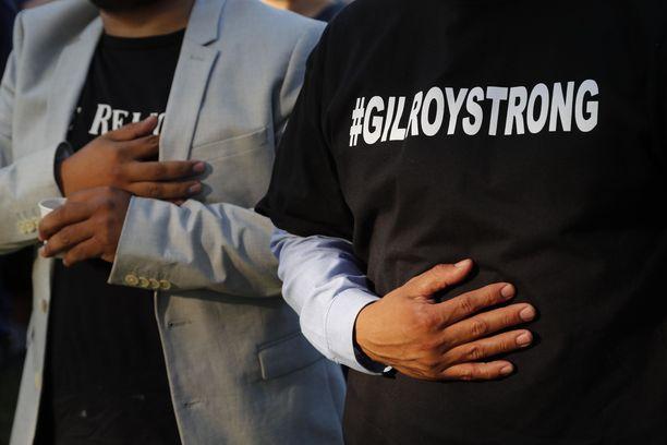 Sunnuntain ammuskelu on järkyttänyt 50 000 ihmisen Gilroyn kaupunkia.