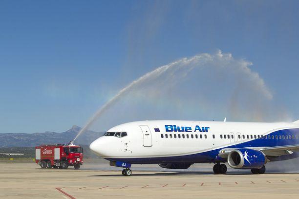 Castellonin lentokenttä on vajaakäytössä. Vuonna 2016 romanialainen halpalentoyhtiö Blue Air aloitti liikenteen kentälle.