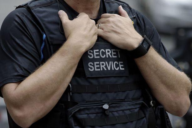 Yhdysvaltojen presidentin valtiovierailuihin varaudutaan mittavin turvatoimin.