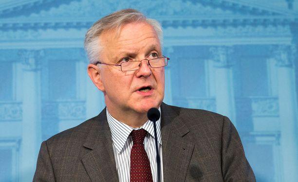 Olli Rehn kertoo, että ennakkotietojen mukaan paikallinen sopiminen etenee hyvin kikyn mukaisissa työehtosopimuksissa.