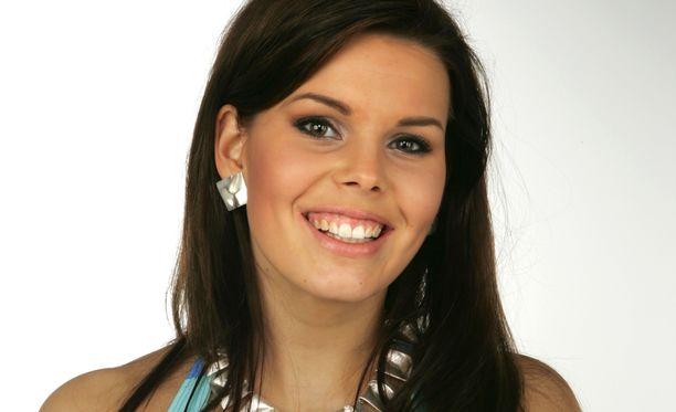Suvi vuonna 2006 Miss Suomi -finaalin aikaan.