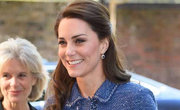 Catherine osallistui Ronald McDonald -talon avajaisiin Lontoossa.