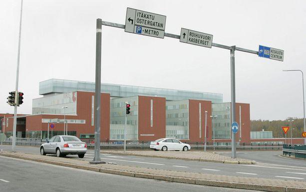 Itäväylän kattamista suunnitellaan jopa Kehä I:lle asti.