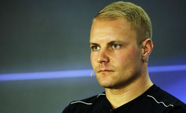 Valtteri Bottas haluaa kehittyä vielä paremmaksi F1-kuskiksi.