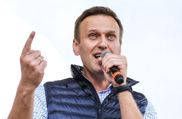 Oppositioaktivisti Aleksei Navalny on yksi Venäjän merkittävimpiä kriitikoita. Hän puolusti keväällä järjestetyssä mielenosoituksessa sananvapautta ja Telegram-viestipalvelua.