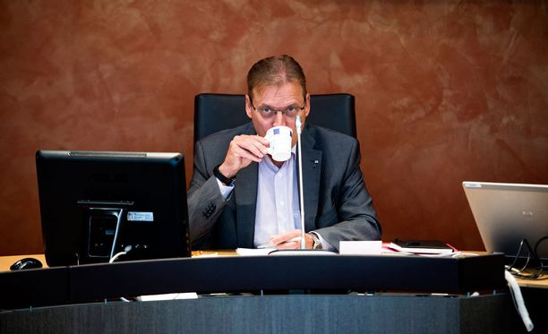 SAK:n puheenjohtaja Lauri Lyly