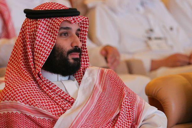 Kruununprinssi Mohammed bin Salman on Saudi-Arabian johtaja ja USA:n läheinen liittolainen.
