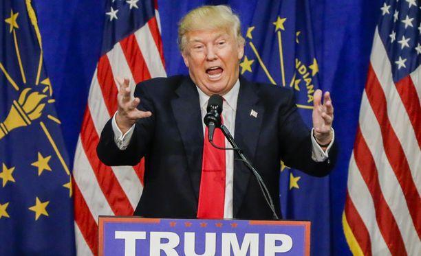 Donald Trump uhoaa pärjäävänsä ilman republikaanien yhtenäistä tukeakin.