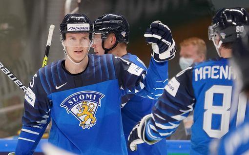 """Anton Lundellia verrataan kahteen NHL-pelaajaan erityiskyvyn ansiosta – """"Se ei ole lahja"""""""
