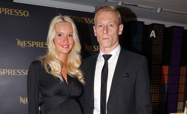 Metti ja Mikael Forssell antoivat pojalleen nimen Lucas.