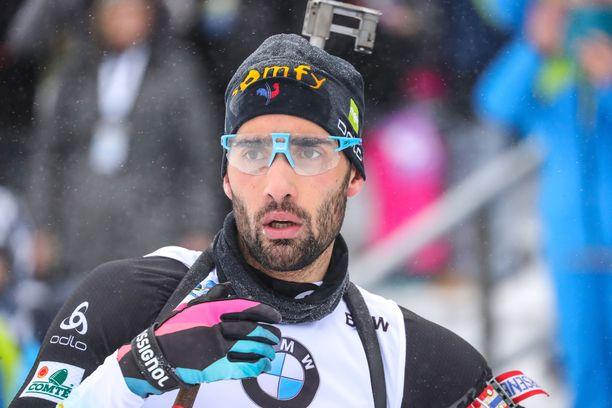 Venäläissivusto Sports.ru ei sulattanut Martin Fourcaden sanoja Aleksander Loginovista.