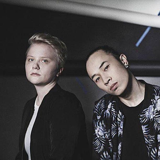 Minna ja Tido muodostavat Koi-nimisen yhtyeen.