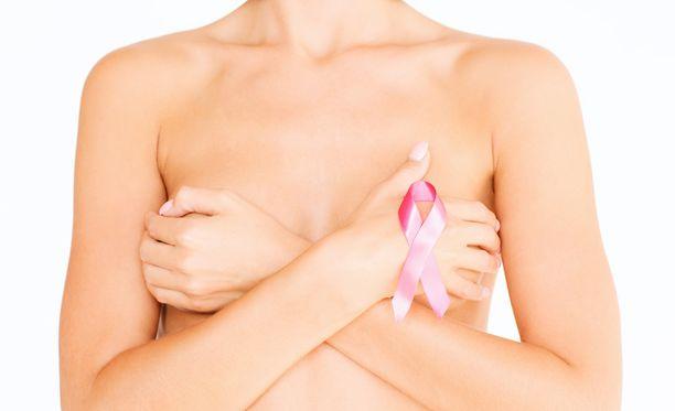 Muista tutkia rintasi säännöllisesti mahdollisten muutosten varalta.