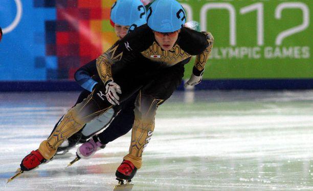 Kyodo News kertoo, että Kei Saito on jäänyt kiinni dopingista.