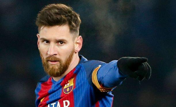 Leo Messillä on kaksoisolento Iranissa.