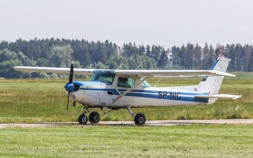 Pilotilta meni taju - kylmähermoinen opiskelija onnistui hätälaskussa Australiassa