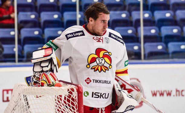 Henrik Karlsson nollasi isännät.