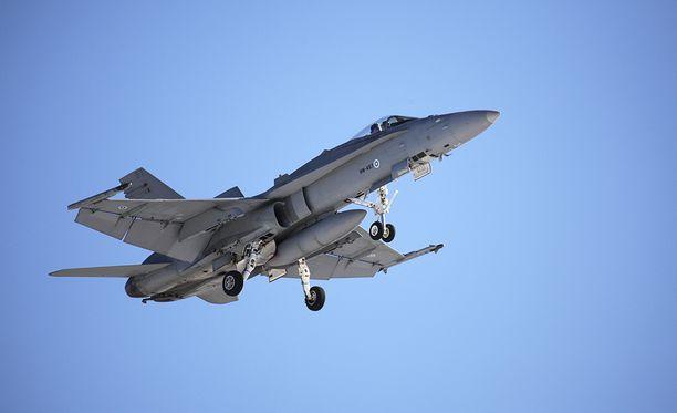 Ilmavoimat osallistuu ensi vuonna suureen sotaharjoitukseen Yhdysvalloissa.