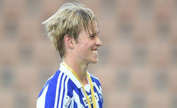Fredrik Lassas siirtyi HJK:sta HIFK:hon yksivuotisella sopimuksella.