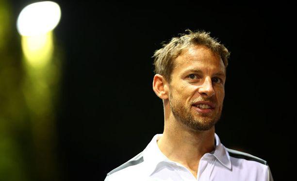 Tuskin Jenson Button joutuu taloudelliseen ahdinkoon.