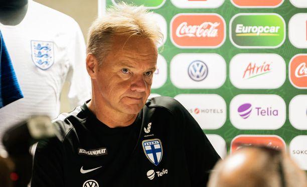 Juha Malinen on loihtinut joukkueelleen rutkasti lisää pelirohkeutta.