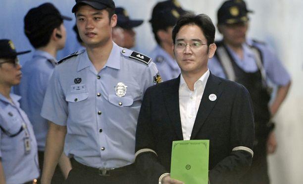 Lee on ollut pidätettynä helmikuusta lähtien.