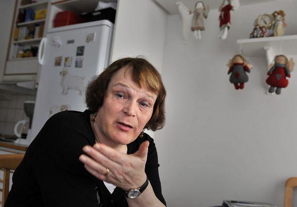 Marja-Sisko Aalto valittiin Kuopion hiippakunnan notaariksi.