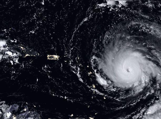 Nasa julkaisi Suomi NPP -satelliitin ottamaa kuvaa Irmasta. Satelliitti on nimetty suomalais-amerikkalaisen keksijän ja tiedemiehen Verner E. Suomen mukaan.