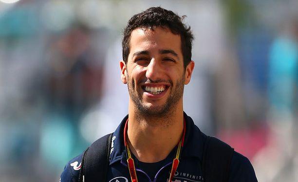 Daniel Ricciardon ajotaitoja arvostetaan Motorsportin toimituksessa.