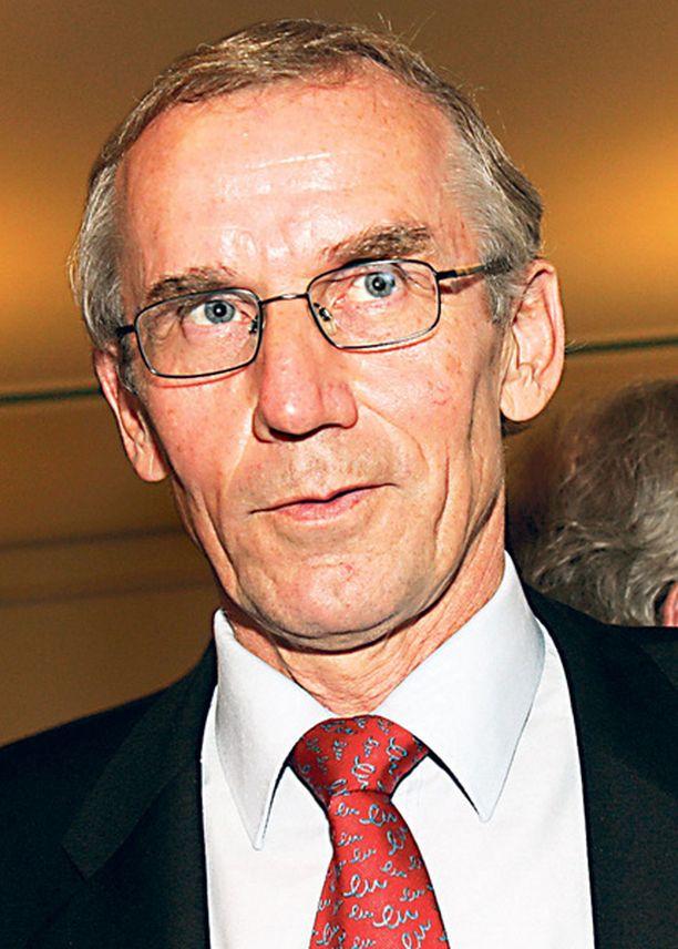 Antti Kalliomäki vaatii puolueen uskottavuuden palauttamista.