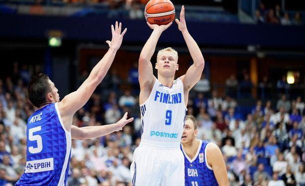 Suomi Bosnia Loppuunmyyty