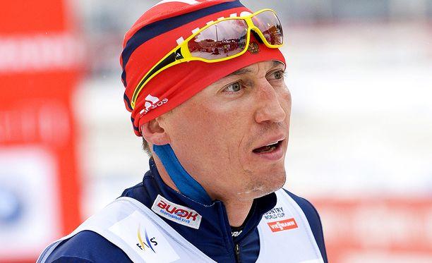 Olympiavoittaja Aleksandr Legkov lopettaa uransa.