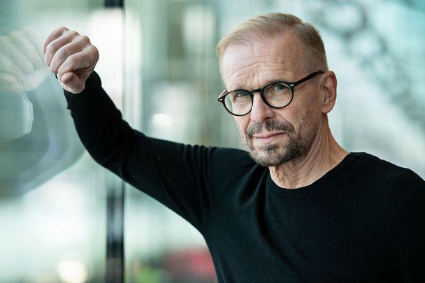 Jukka Puotila on näytellyt yli 40 vuotta.