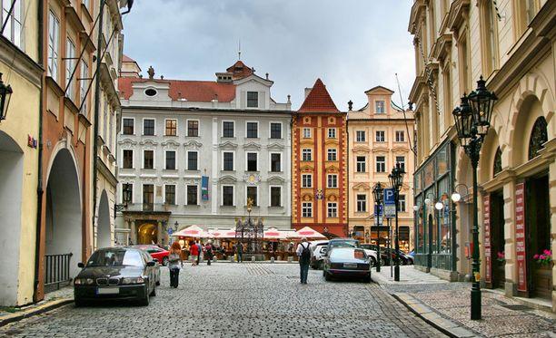 Paras hinta-laatusuhde on Prahan hotelleissa.