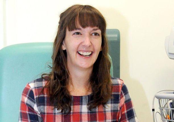 Pauline Cafferkey kävi lääkäreiden mukaan hyvin lähellä kuolemaa viime viikolla.