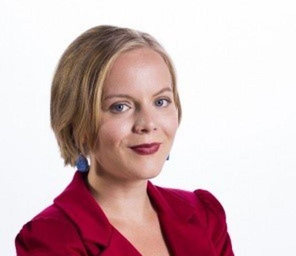 Melissa Heininen.
