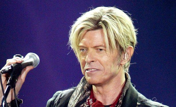 Vastasyntynyt lapsi on tammikuussa menehtyneen David Bowien ensimmäinen lapsenlapsi.