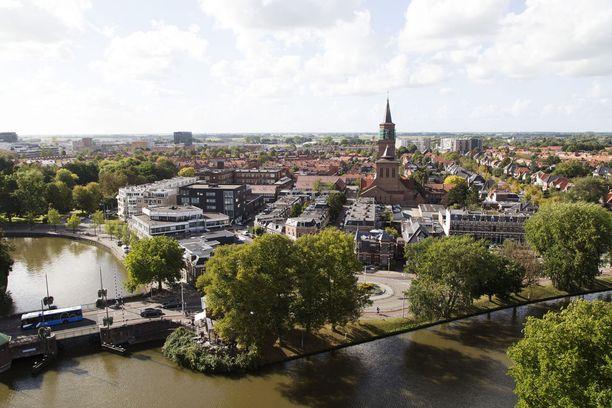 Leeuwarden on tänä vuonna Euroopan kulttuuripääkaupunki.