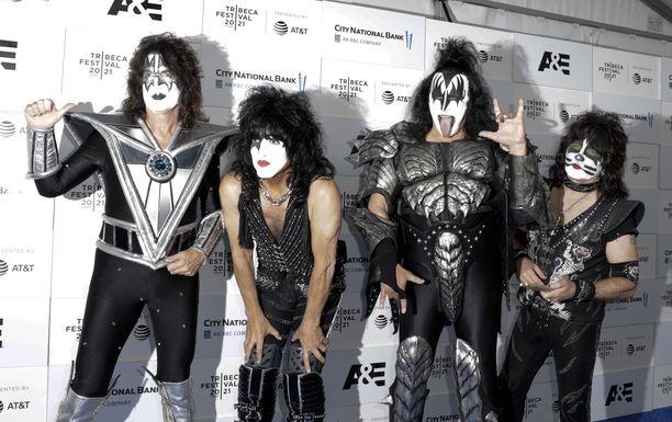 Kissin Tommy Thayer, Paul Stanley, Gene Simmons ja Eric Singer odottivat tostaista keikkaansa innolla, mutta äkkiperuutus yllätti bändin.