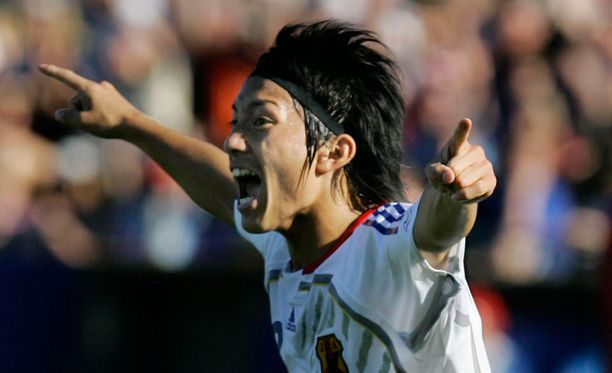 Atomu Tanaka on edustanut Japania nuorten maajoukkueessa.