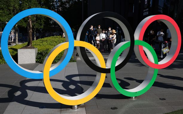 Pierre de Coubertin suunnitteli olympialaisten symbolina toimivan viiden renkaan logon vuonna 1914.